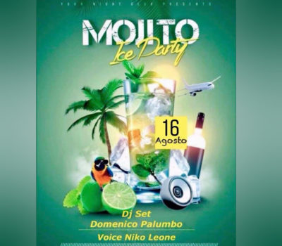 Mojito Ice Party